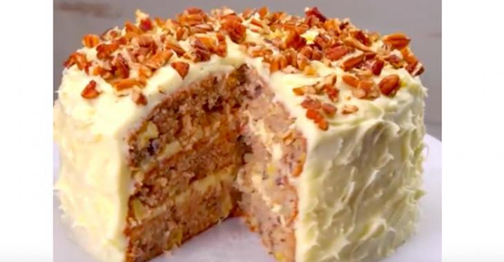 Vous désirez du nouveau au dessert? Essayez le gâteau colibri!