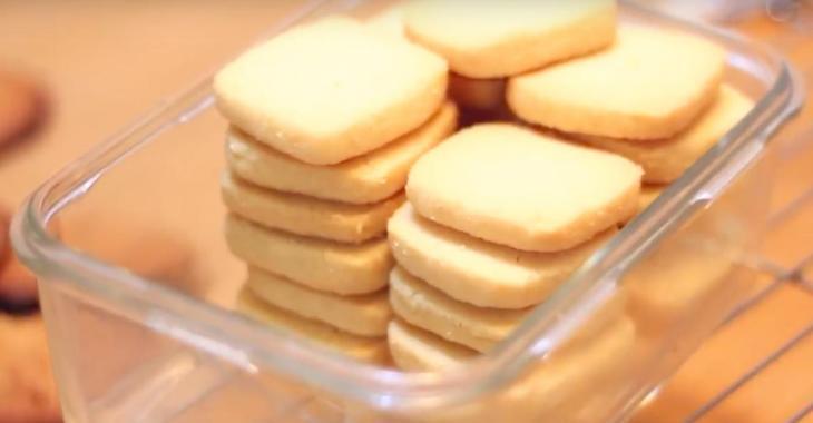 Voici la recette des biscuits les plus faciles à faire au monde!