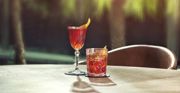 Deux cocktails italiens pour l'été: le Negroni et le Negroni sbagliato!
