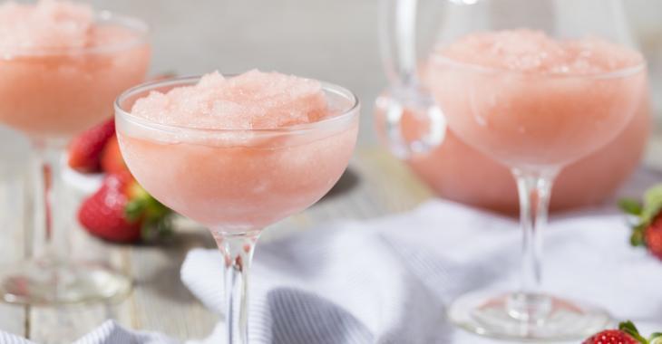 3 cocktails estivaux à base de rosé