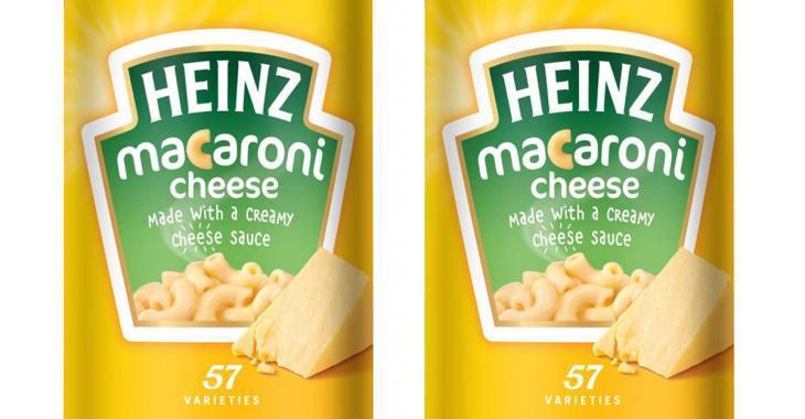 On peut maintenant acheter du  Mac 'N Cheese en conserve sur Amazon Canada!