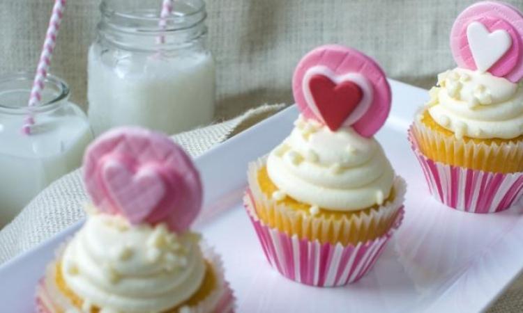 Gateau vanille creme au beurre