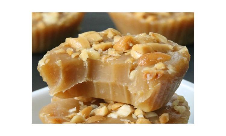 Fudge au sirop d'érable et aux noix... Une recette  VEGAN-PALEO et SANS GLUTEN!