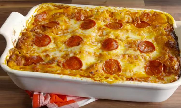 C'est ici que le mot DÉLICIEUX prend tout son sens... Une lasagne qui changera votre façon de faire à jamais!
