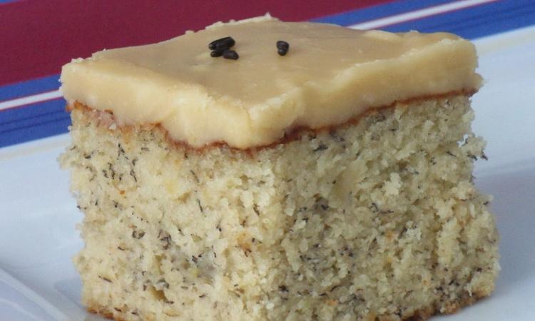 Gâteau aux bananes, glacé au sucre à la crème... C'est vachement cochon!