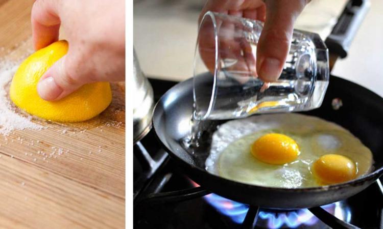 9 astuces de cuisine brillantes dont la plupart des gens n'ont jamais entendu parler!
